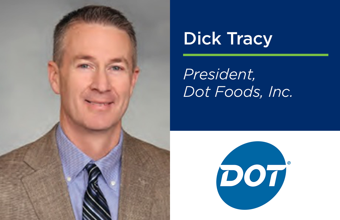 Dick Tracy, Dot Foods Image