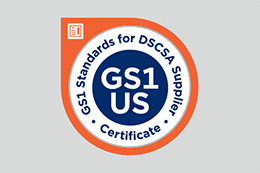 Drug Supply Chain Security Act (DSCSA) Online Certificate Course for Suppliers badge
