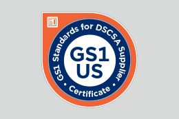 DSCSA Certificate badge