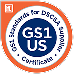 GS1 Standards for DSCSA Supplier