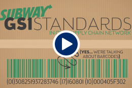 GS1 Standards video image