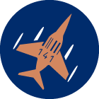 Aerospace and Defense Industry Icon