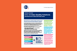 Data Quality Solutions Flyer