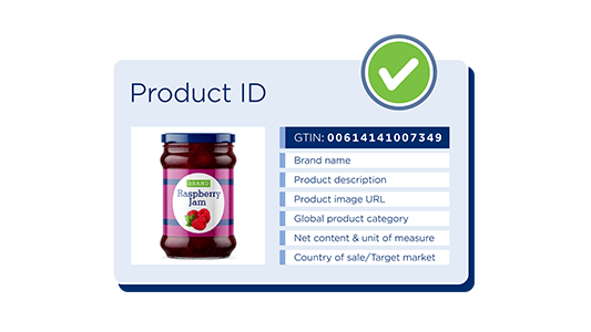Verified by GS1 for Brand Owners